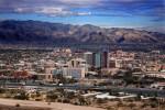Tucson Skyline aerial